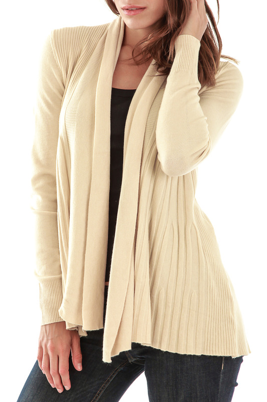 Кардиган CASHMERE 4 EVER PC6213_ECRU