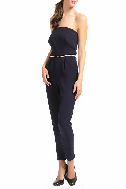 Купить Jumpsuit Figl, Navy blue