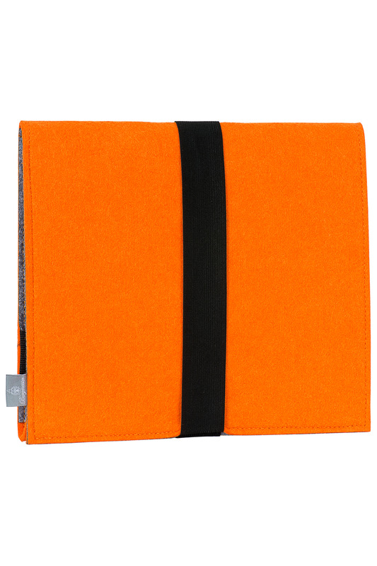 Фото 4 - Ipad/Tablet PC cover Burgmeister цвет orange