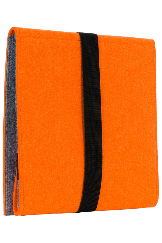 Фото 5 - Ipad/Tablet PC cover Burgmeister цвет orange