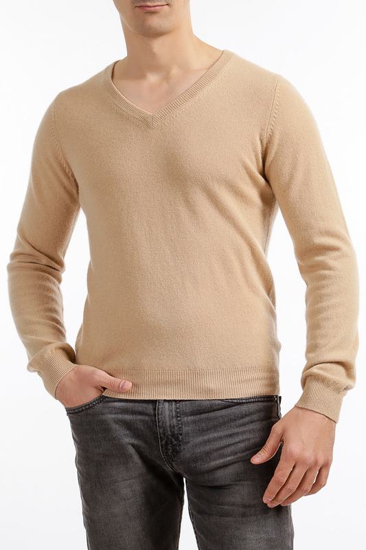 Пуловер Scott & Scott London Cashmere 1310_197_SA_TAN