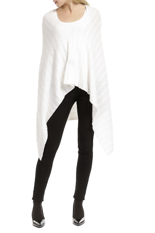 Кардиган Scott & Scott London Cashmere 2714_085_ORGANIC_WHITE_08