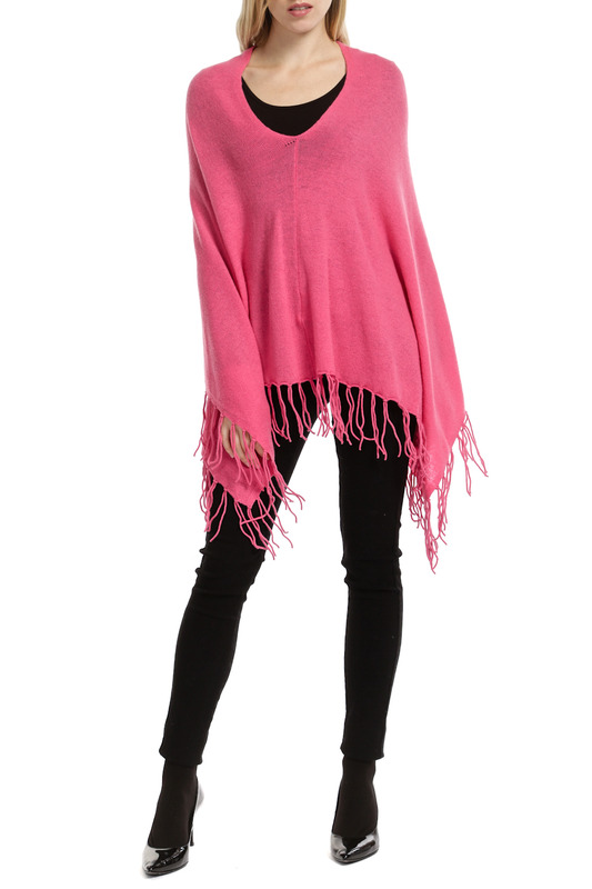 Пуловер Scott & Scott London Cashmere 2714_336_1_POP_PINK_575