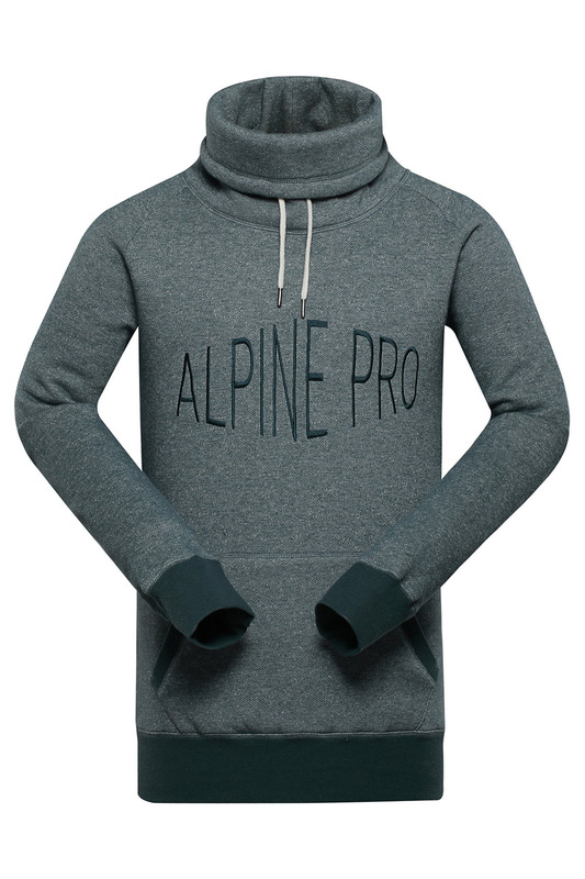 Толстовка Alpine ProТолстовка<br><br>Размер RU: 48<br>param_1: 1<br>Возраст: Взрослый<br>Пол: Мужской<br>Тэг: Толстовки кенгуру, Толстовки флисовые, Толстовки утепленные, Толстовки с воротником<br>Цвет: Серый