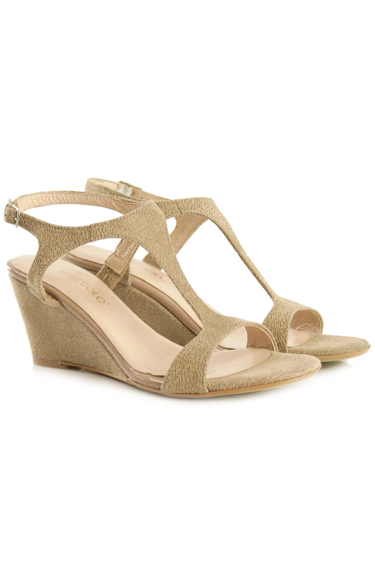 Wedge sandals BOSCCOLO
