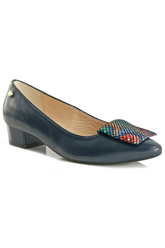 Купить Shoes BOSCCOLO, Туфли лодочки, Navy