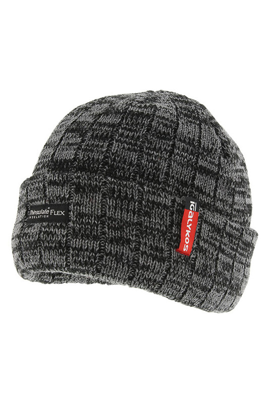 Шапка HERMAN HEDWEAR 920532_ANTHRACITE