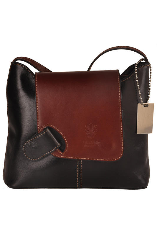 Фото - Bag Matilde costa цвет black and brown