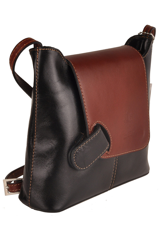Фото 2 - Bag Matilde costa цвет black and brown