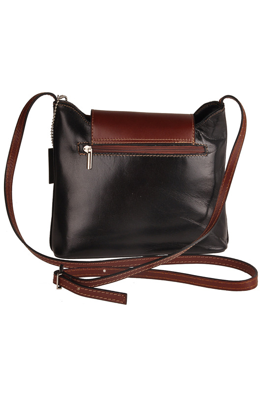 Фото 3 - Bag Matilde costa цвет black and brown