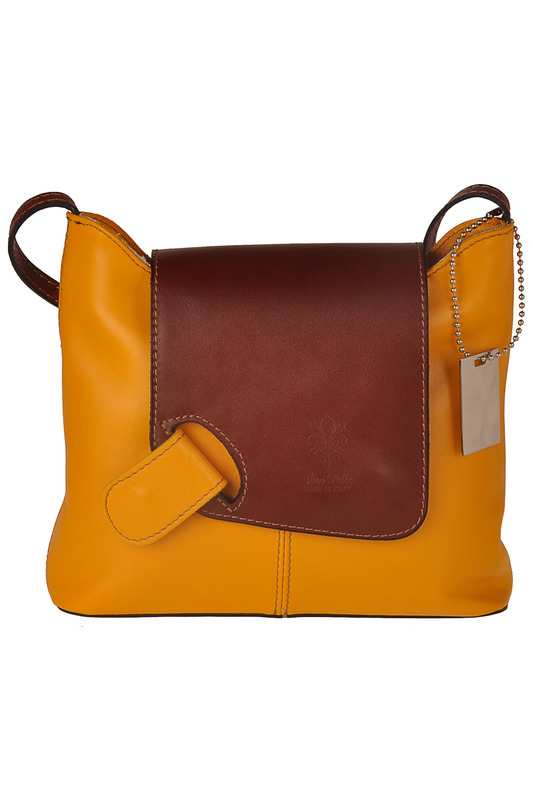 Сумка Matilde costa 661864_MUSTARD_BROWN