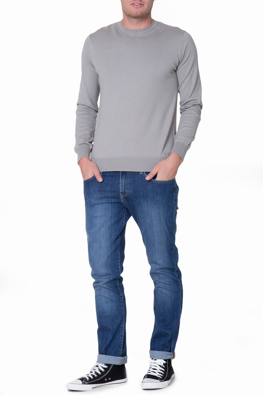 Пуловер BIG STAR BASIC_MEN_SWEATER_992