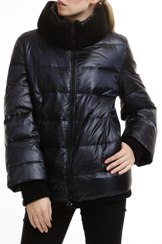 Down jacket Baronia Куртки с воротником reversible jacket baronia reversible jacket