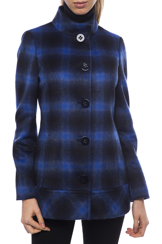 Coat Trussardi Collection Пальто в стиле куртки charriol 100 мл charriol charriol 100 мл