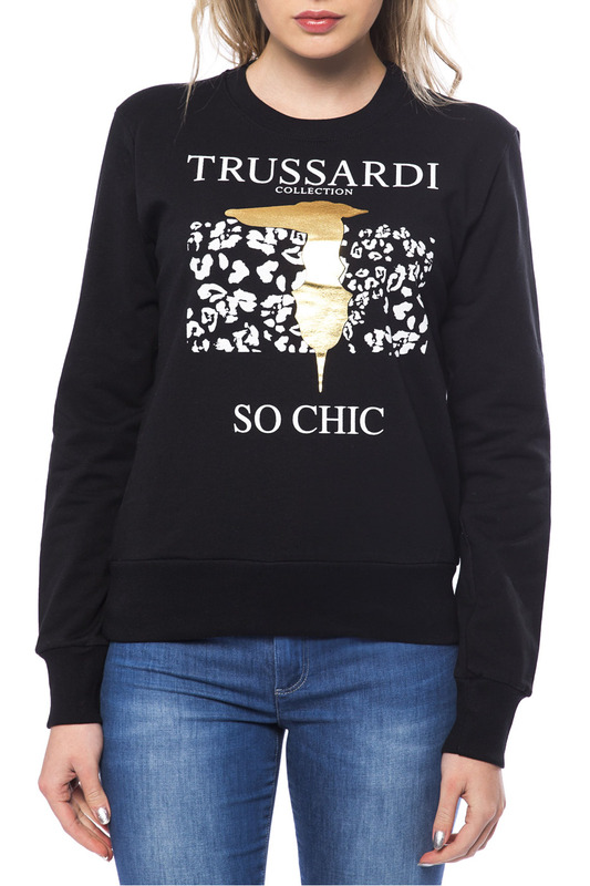 Trussardi Толстовка A6871_NOLA_NERO_BLACK