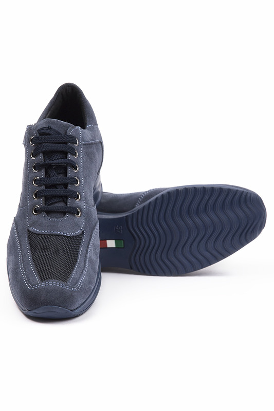 Фото 8 - sneakers Trussardi Collection цвет blue