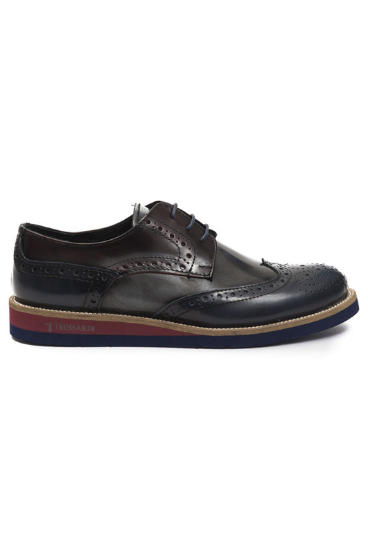 Shoes Trussardi Collection Туфли на платформе цены онлайн