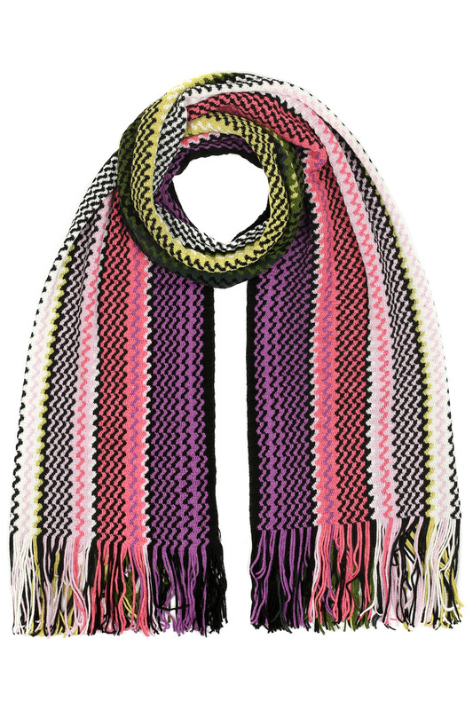 SCARF Missoni SCARF paisley printed square scarf