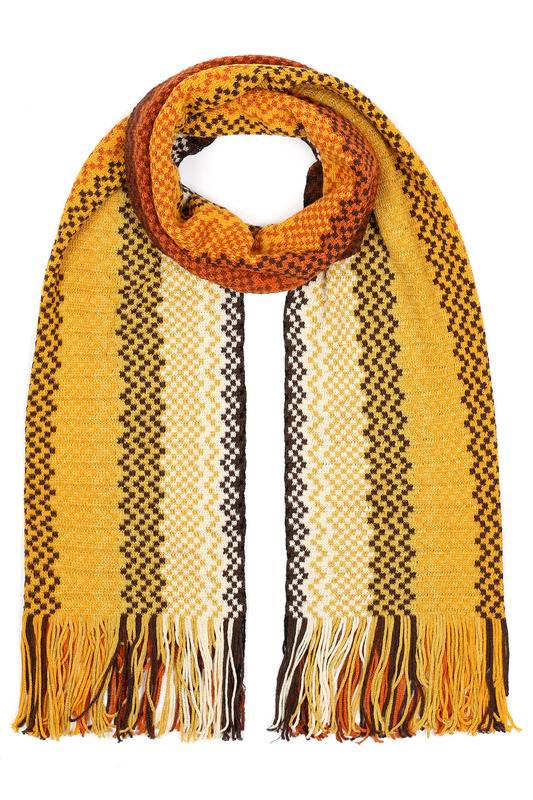 Scarf Missoni Scarf charming leopard pattern gauzy scarf for women