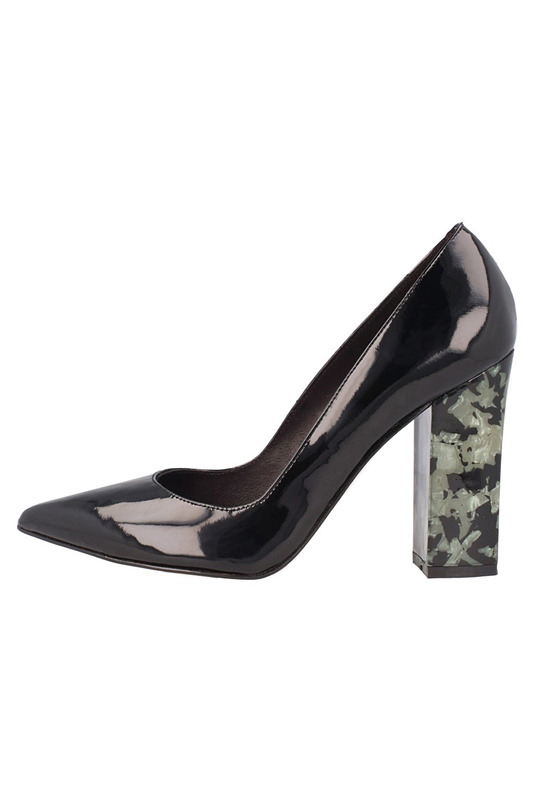 Купить Shoes EL Dantes, Туфли лодочки, Black