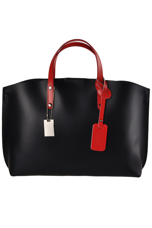 Сумка FLORENCE BAGS 661829_BLACK_AND_RED