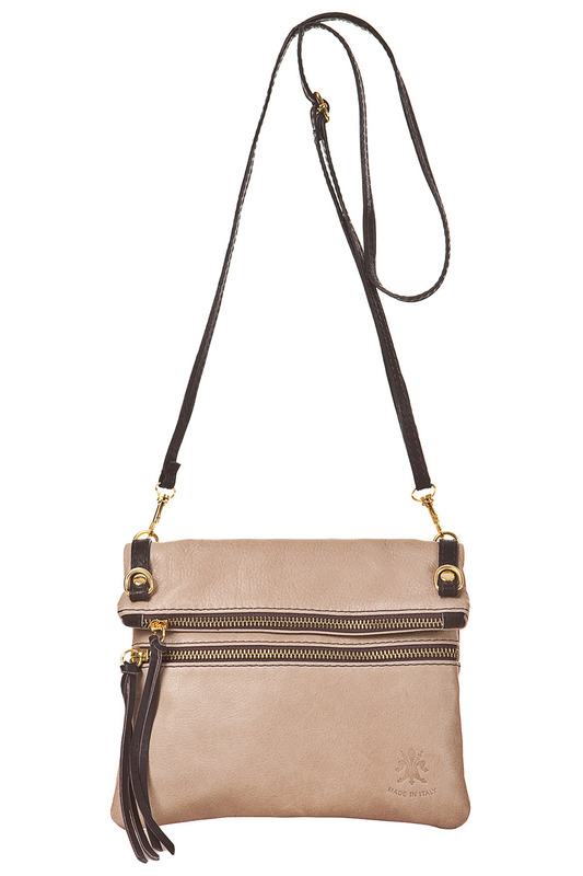 Сумка FLORENCE BAGS 661028XE_156A_BEIGE_DARKBROWN