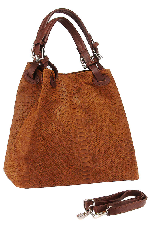 Сумка FLORENCE BAGS 669652XE_272CU_CUOIO