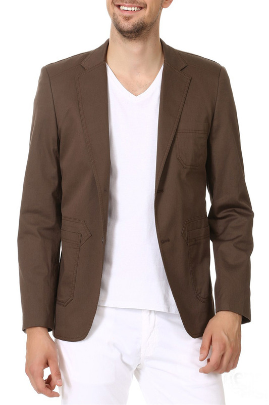 Пиджак Dewberry 1014YESC5027_BROWN