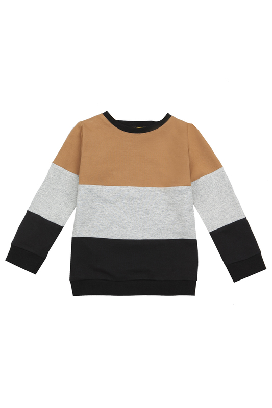 Блуза MISHA &amp; MILO KIDSБлуза<br><br>Размер INT: 122<br>Размер RU: 122<br>brand_id: 46258<br>category_str_var: Odezhda-odezhda-dlja-devochek-bluzy<br>category_url: Odezhda/odezhda-dlja-devochek/bluzy<br>is_new: 1<br>param_1: 0<br>param_2: 0<br>season_autumn: 0<br>season_spring: 0<br>season_summer: 0<br>season_winter: 0<br>Артикул: MK22_CAMEL_GREY_BLACK<br>Возраст: Детский<br>Материал: 100% хлопок<br>Пол: Женский<br>Стиль: None<br>Страна дизайна: Польша<br>Страна производства: Польша<br>Тэг: None<br>Цвет: Черный<br>custom_param_1: None<br>custom_param_2: None