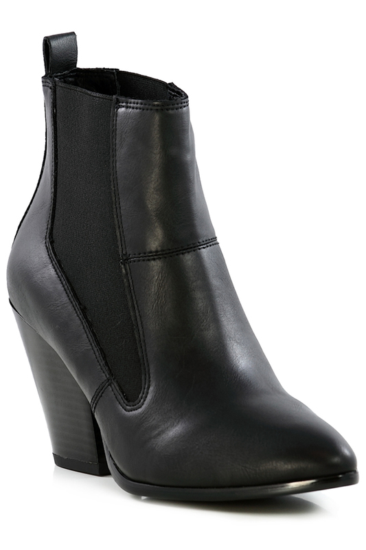 Ankle boots NOON Ботильоны на толстом каблуке ankle boots frank daniel ботильоны на толстом каблуке