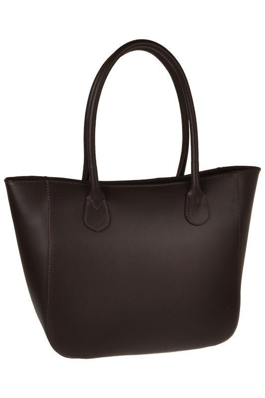 Сумка FLORENCE BAGS 669111_ME_DARK_BROWN
