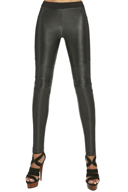 leggings BAS BLEU leggings топ trussardi collection