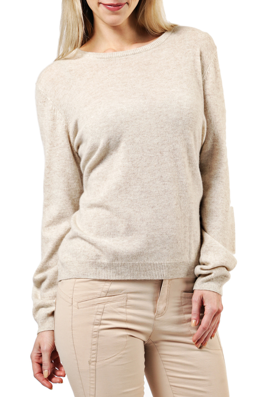 Пуловер Scott & Scott London Cashmere 1214_996_SA_OATMEAL_05