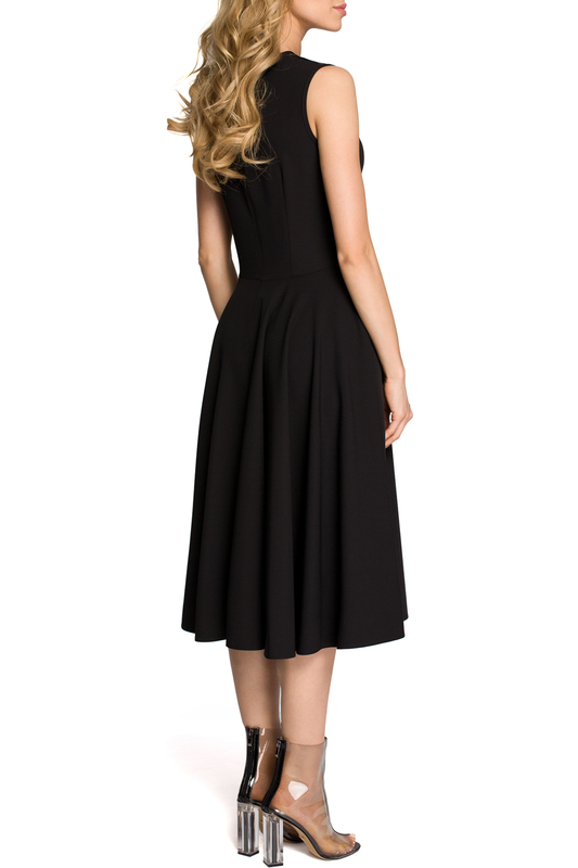 dress Moe Moe MOE271_BLACK
