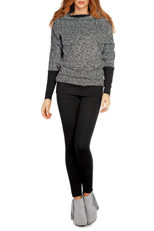 Sweater LOU-LOU Sweater blouse lou lou blouse
