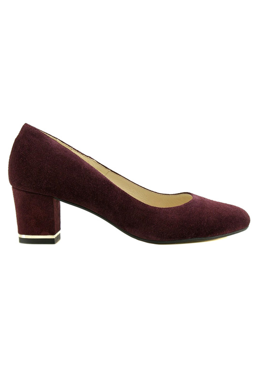 Купить Shoes BOSCCOLO, Туфли лодочки, Purple