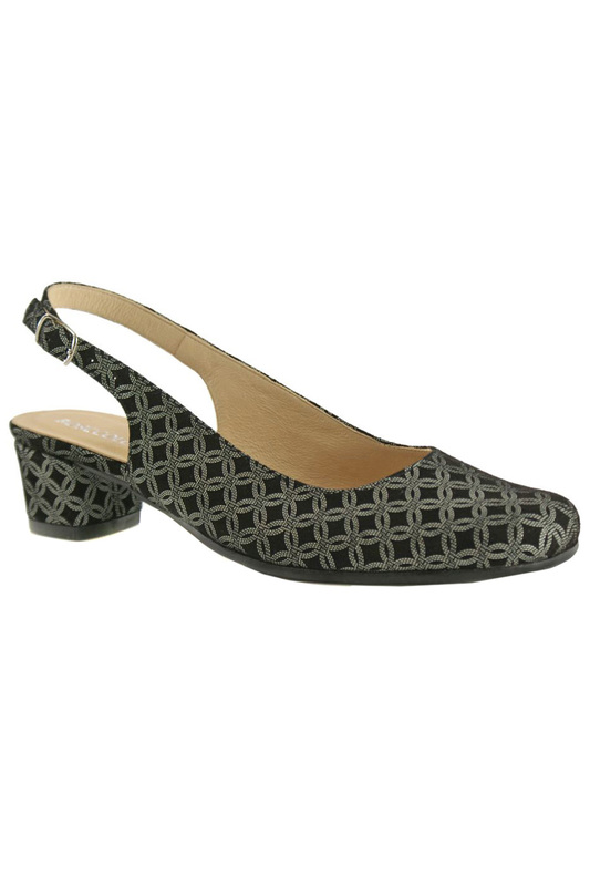 Купить Shoes BOSCCOLO, Туфли с ремешком, Black, grey