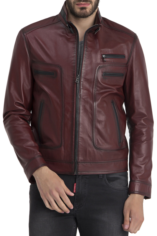 Купить Jacket IPARELDE, Bordeaux