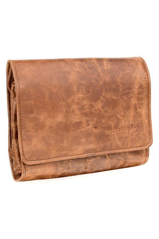 Сумка WOODLAND LEATHER BR_3002_TAN