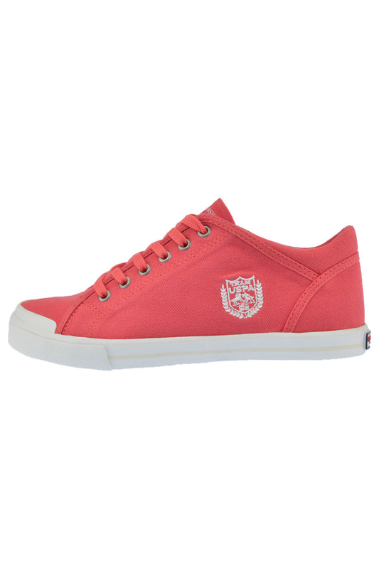 SNEAKERS U.S. Polo Assn.SNEAKERS<br><br>Размер RU: 38<br>param_1: 1<br>Возраст: Взрослый<br>Пол: Женский<br>Цвет: FUXIA