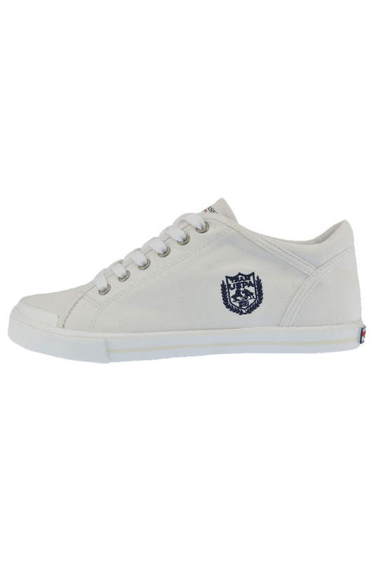 SNEAKERS U.S. Polo Assn.SNEAKERS<br><br>Размер RU: 40<br>param_1: 1<br>Возраст: Взрослый<br>Пол: Женский<br>Цвет: White