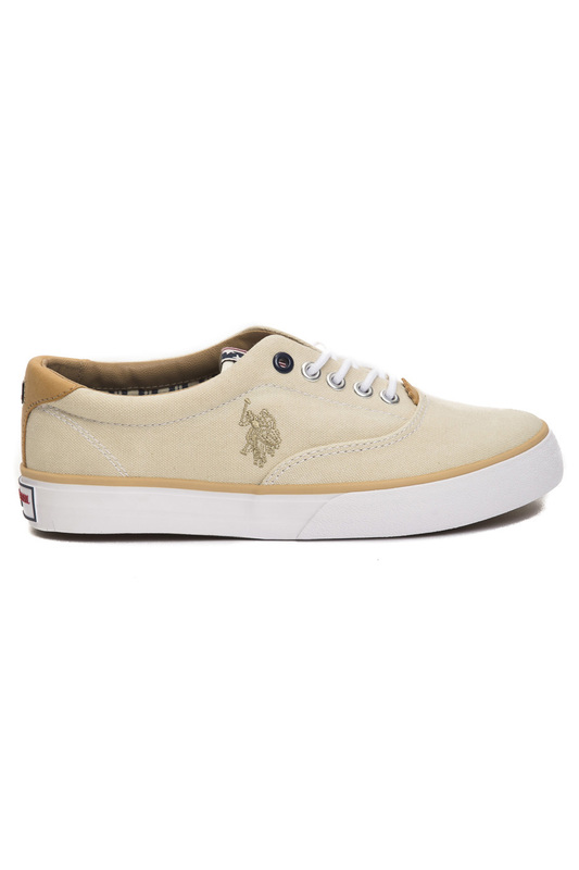 SNEAKERS U.S. Polo Assn.SNEAKERS<br><br>Размер RU: 38<br>param_1: 1<br>Возраст: Взрослый<br>Пол: Женский<br>Цвет: Beige