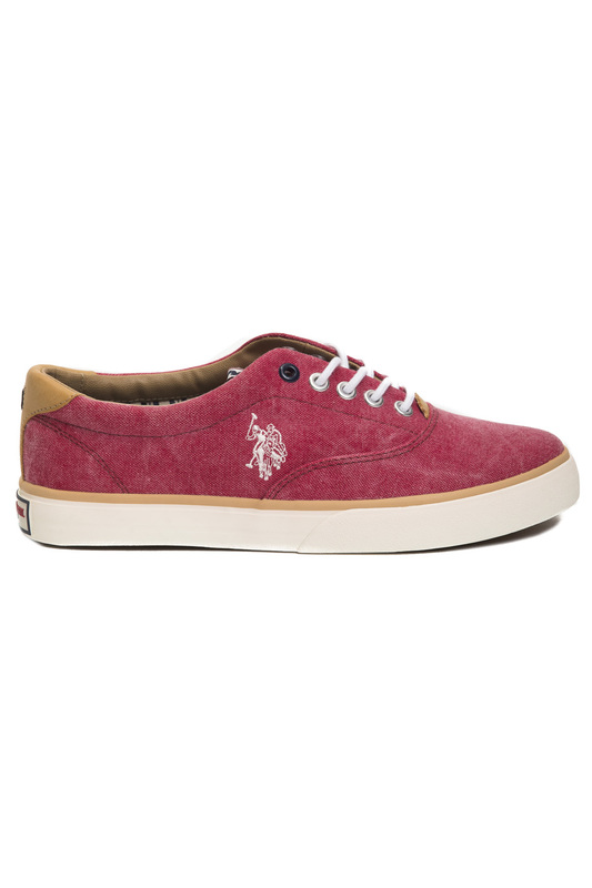 Женские кеды U.S. Polo Assn. GALAD4148W3_CL10_ROSSO_RED