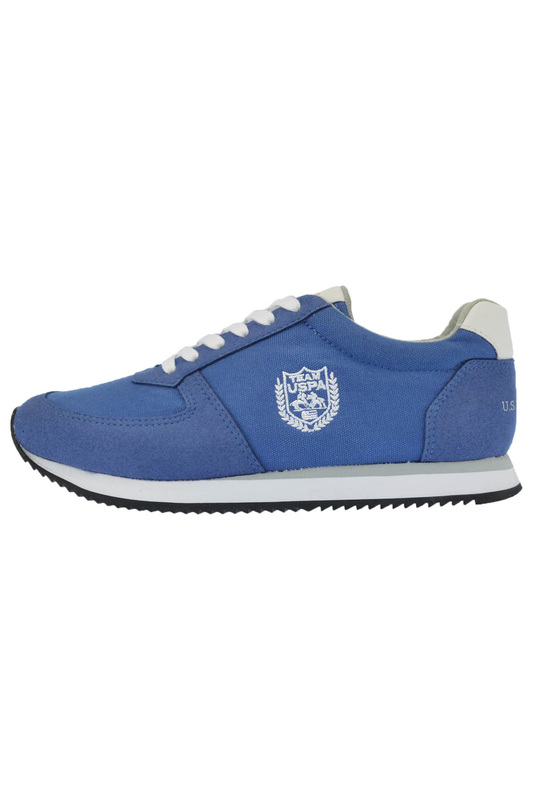 SNEAKERS U.S. Polo Assn.SNEAKERS<br><br>Размер RU: 37<br>param_1: 1<br>Возраст: Взрослый<br>Пол: Женский<br>Цвет: Blue