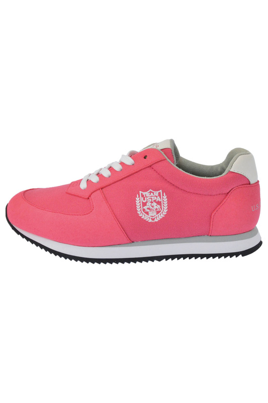 SNEAKERS U.S. Polo Assn.SNEAKERS<br><br>Размер RU: 41<br>param_1: 1<br>Возраст: Взрослый<br>Пол: Женский<br>Цвет: FUXIA
