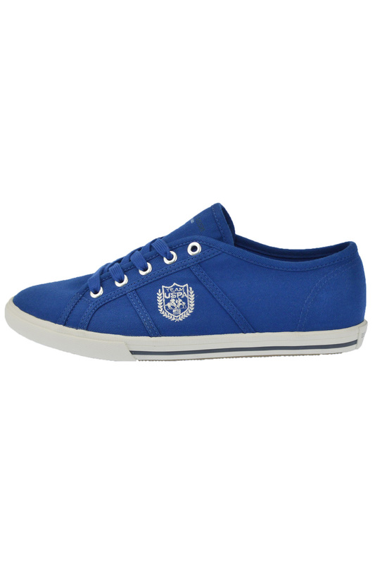 Женские кеды U.S. Polo Assn. RUMBA4187S7_C1_BLUETTE