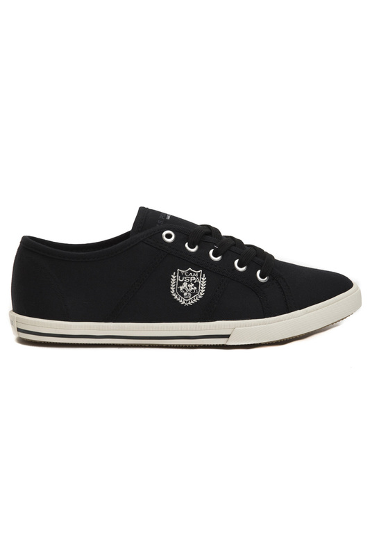 Женские кеды U.S. Polo Assn. RUMBA4187S7_C1_NERO_BLACK