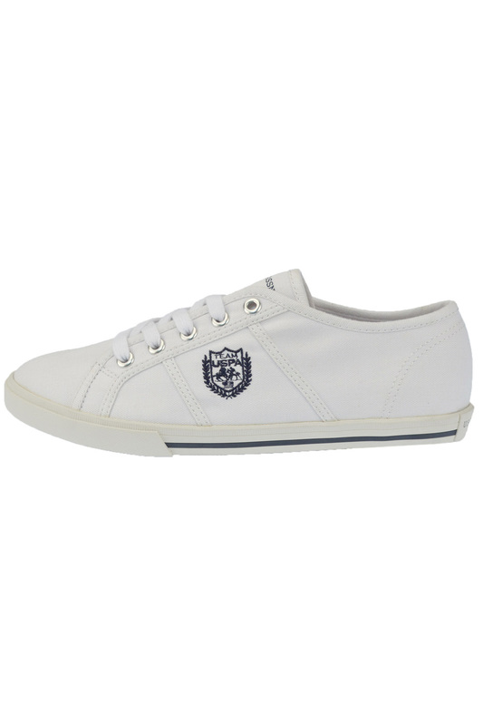 SNEAKERS U.S. Polo Assn.SNEAKERS<br><br>Размер RU: 39<br>param_1: 1<br>Возраст: Взрослый<br>Пол: Женский<br>Цвет: White