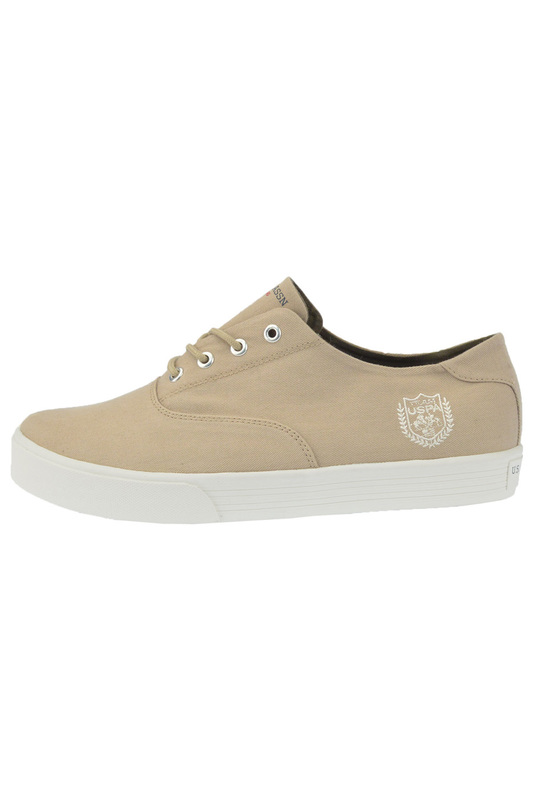SNEAKERS U.S. Polo Assn.SNEAKERS<br><br>Размер RU: 42<br>param_1: 1<br>Возраст: Взрослый<br>Пол: Мужской<br>Цвет: BEIGE