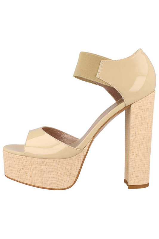 heeled sandals ROBERTO BOTELLA Босоножки на танкетке (платформе) костюм digel костюм